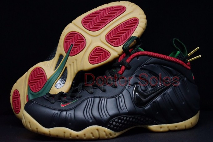 "4b407f68b52 Nike Air Foamposite Pro ""Gucci"" REVIEW AND RELEASE DATE – G5 ..."